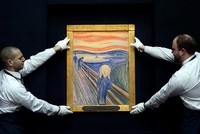 Iconic 'The Scream' painting may have been inspired by weird clouds, scientists say