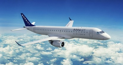pBorajet, a privately owned Turkish airline based out of Istanbul, announced that it will cancel all of its flights starting Monday./p  pThe company also stated that around 30,000 existing flight...