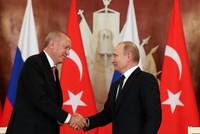 Erdoğan und Putin wollen Zusammenarbeit stärken