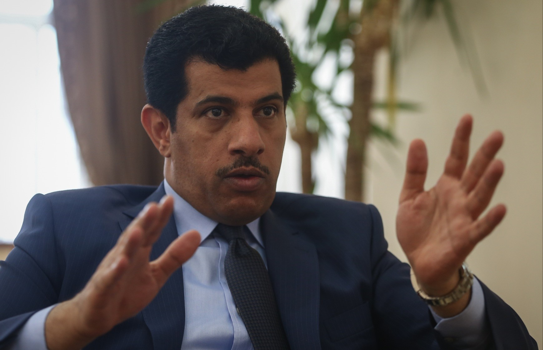 Commenting on the challenges Turkey and Qatar have faced in recent years, Salem Bin Mubarak Al-Shafi said that both stood defiantly in the face of these difficulties.