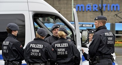 pViolent crimes in Germany with far-right motives rose 14.3 percent last year after a bigger increase in 2015, and the country also saw another increase in hate crimes, authorities said...