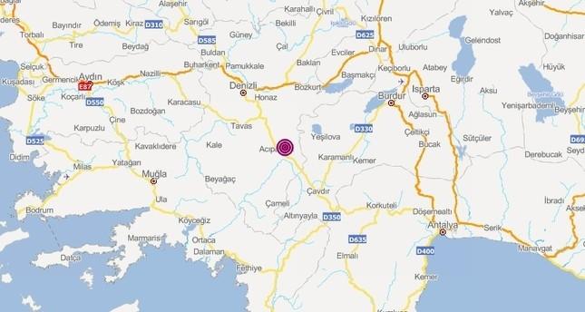 Землетрясение магнитудой 5,5 произошло в Турции
