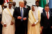 أكد الرئيس الأمريكي دونالد ترامب أن مستقبل الشرق الأوسط لا يمكن تحقيقه دون هزيمة