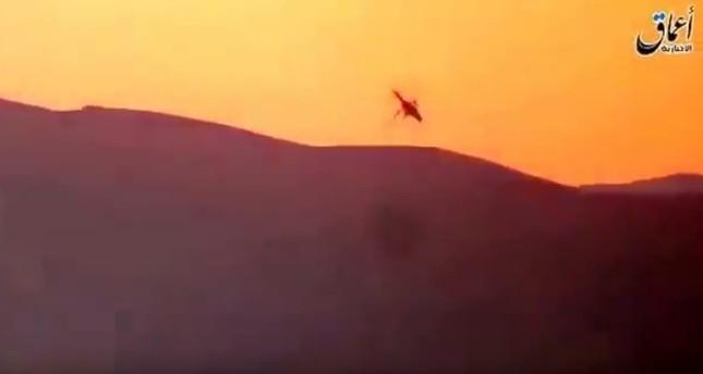 داعش تسقط طائرة روسية فوق تدمر ومقتل الطيارين