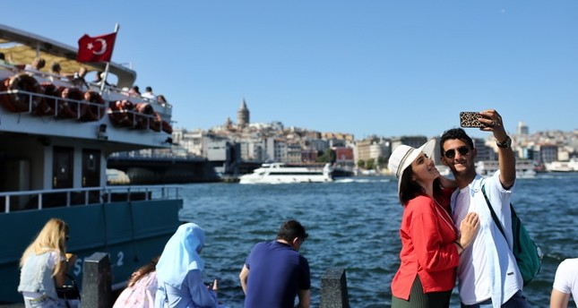 Istanbul tourist arrivals surge to 5-year high