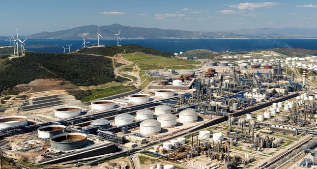 The SOCAR Turkey Aegean Refinery (STAR) in İzmir's Aliağa district was inaugurated on Oct. 19, 2018 with an investment of $6.3 billion.