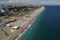 Antalya welcomes 2.3M visitors from 178 countries