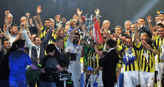 At the end of the 2010-11 Turkish football season, Fenerbahçe were crowned champions after finishing with the same number of points (82) as title rivals Trabzonspor.