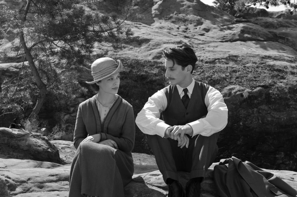 In the atmospheric black and white film u2018Frantz,u2019 a German familyu2019s grieving process is complicated by the appearance of a young French man who has come to pay respect at the grave of a German soldier.