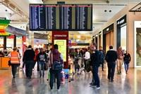 Аэропорты Турции обслужили 14 миллионов пассажиров