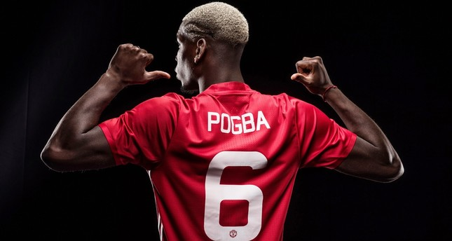 With Paul Pogba in top spot, here are 6 of the most expensive player transfers in football history