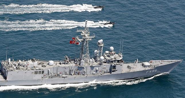 اختتام مناورات الاستجابة السريعة البحرية بين تركيا وقطر
