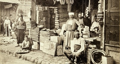 pIn the Ottoman Empire as in the Roman Empire, no merchant or craftsman could simply open a shop wherever and whenever they wanted to because a system of controlled economy was employed. That is,...
