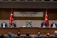 Turkey highlights US support for YPG as preparations for safe zone completed