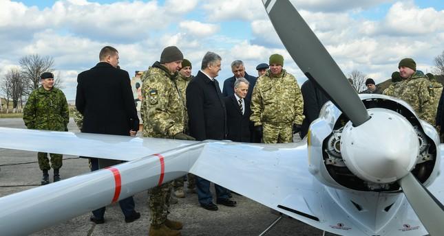 Украина успешно протестировала турецкие беспилотники