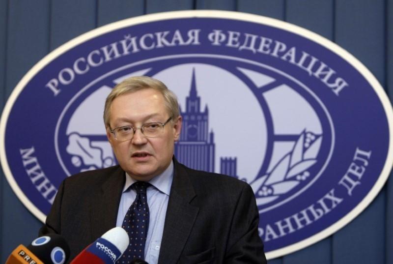 Sergei Ryabkov (Reuters file photo)