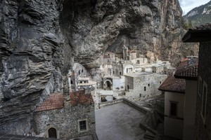 With restorations almost finalized, different areas of the monastery are open for visit.
