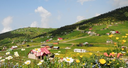 pAttracting both local and foreign tourists with its highlands, in addition to its other natural beauties, the Tonya district of Turkey's Trabzon is now the golden boy of highland tourism in...