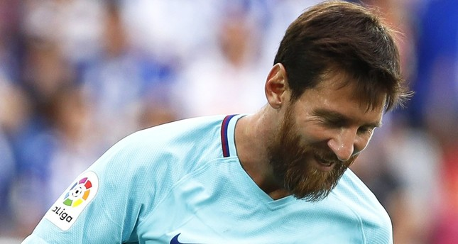 Barca president claims Messi dealsigned by agent