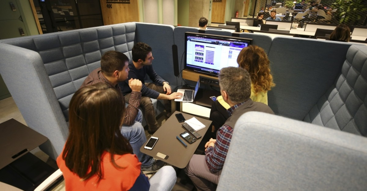 The center gives researchers, students a space to share and learn ideas. (AA Photo)