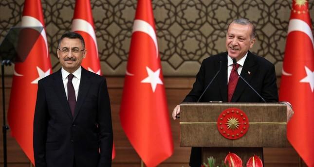 ما هي مهام نائب الرئيس في النظام الرئاسي الجديد في تركيا؟