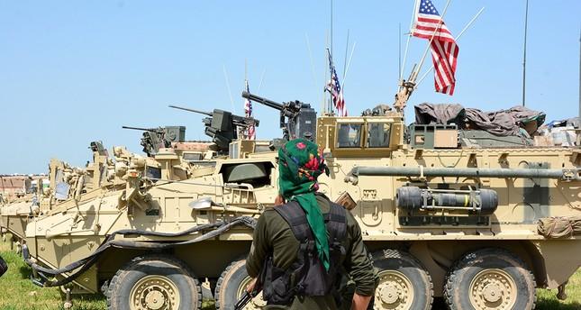 RUS: USA bilden Daesh-Terroristen in Nordsyrien aus