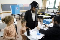 Israeli voters heads to polls in repeat elections