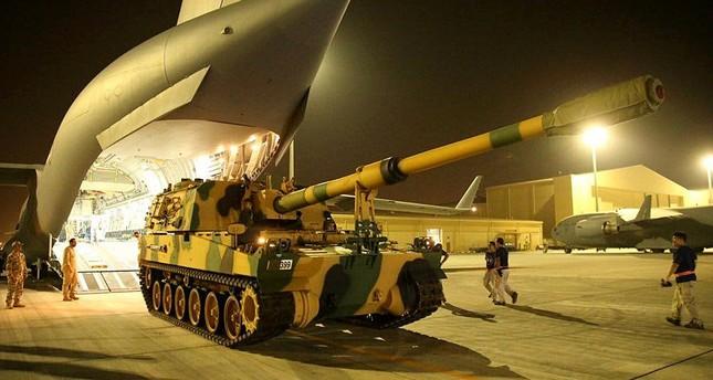 وصول قوات تركية للدوحة للمشاركة في تدريبات عسكرية مشتركة (الأناضول(