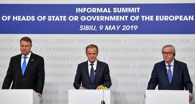 المفوضية الأوروبية تختار رئيسا جديدا لها نهاية الشهر الجاري