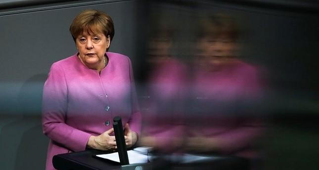ميركل: العلاقات التركية الألمانية تستحق الجهد المبذول في سبيلها
