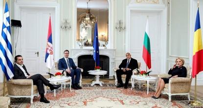 Balkan quartet to make joint bid for 2030 World Cup