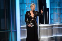 Meryl Streep slams Trump while accepting Golden Globe award