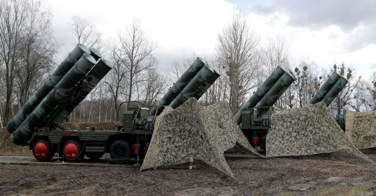 Turkey's Defense Ministry said on July 25, 2019 that the first batch of Russian-made S-400s' delivery to Ankara's Mu00fcrted Air Base was complete.