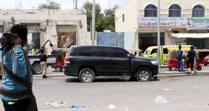 Bomb attack targets Turkish teachers in Mogadishu
