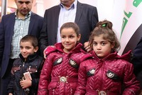 Three Yazidi children kidnapped by Daesh three years ago found in Syria, brought to Turkey