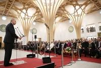 أردوغان: مسجد كامبريدج سيكون بمثابة رد قوي على مشاعر الكراهية تجاه الإسلام