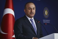 US support to PYD/PKK terrorists risks Turkey's security, FM Çavuşoğlu says