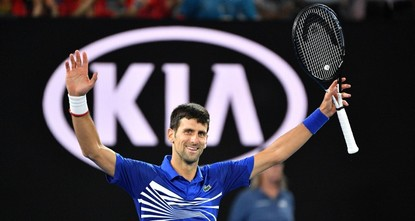 Djokovic wins record 7th Australian Open title