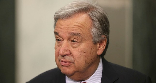 UN chief condemns Israeli occupation on Six-Day War anniversary