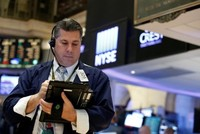 Wall Street sells off, S&P 500 hits lowest in a month as Washington worries rise