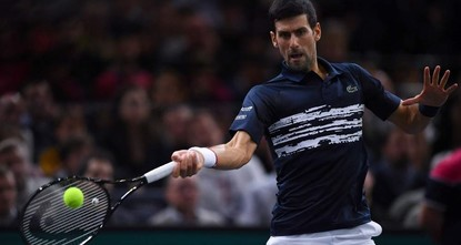 Djokovic aims for year-end No. 1 at ATP Finals