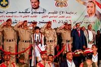 جماعة الحوثي تحتفل بالذكرى السنوية السادسة للسيطرة على العاصمة صنعاء رويترز