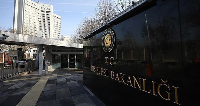 تركيا تعرب عن رفضها لبيان الخارجية المصرية حول عملية غصن الزيتون