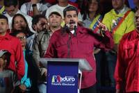 Venezuela: Maduro zum Sieger der Wahl erklärt