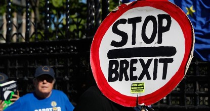 No-deal Brexit would be a disaster, EU business lobby warns