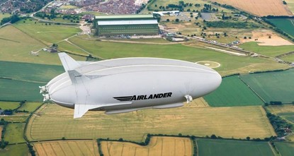 Zeppelin transport likely to see new high-tech revival