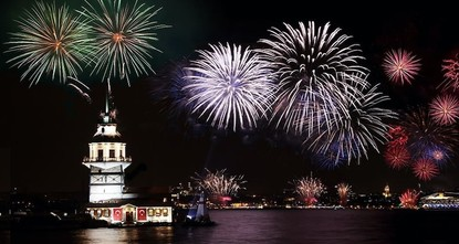 New Year's Eve celebrations: A gateway to past and present