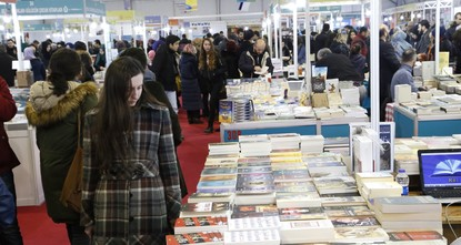 With the motto Fortunately we have books, the 3rd Üsküdar Book Fair, organized by the Üsküdar Municipality, opened its doors to visitors at the Bağlarbaşı Culture Center on Saturday.br /