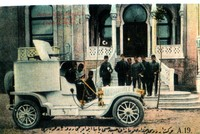 The ardous story of automobiles in the Ottoman Empire