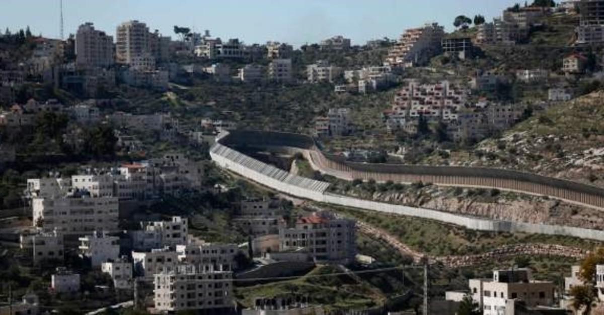 The Israeli Gush Etzion settlement block, Feb. 12, 2016. (AFP Photo)
